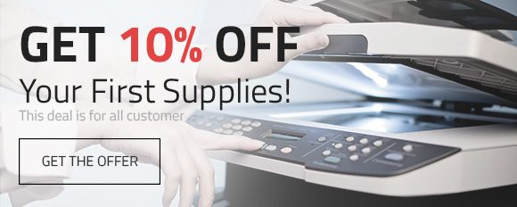 Toner Ink Supply Discount